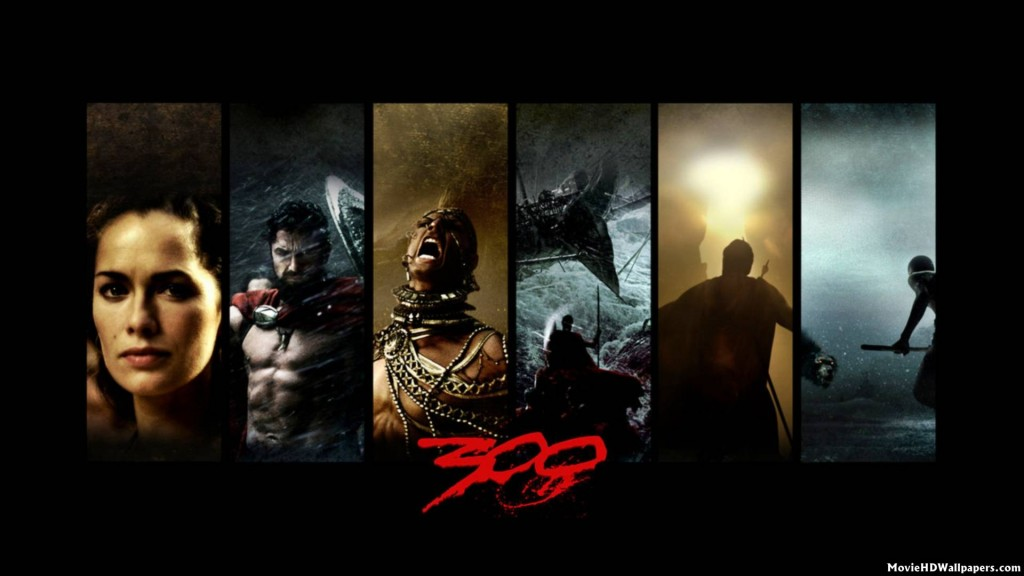 300 Movie HD Images