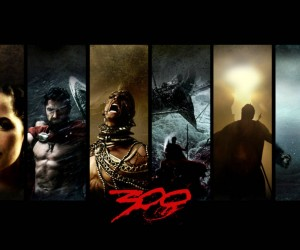 300 Movie HD Poster 300x250 300 (2006) Movie