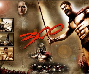 300 Movie Poster
