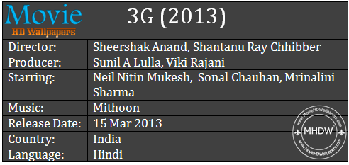 3G (2013) Tamil Movie
