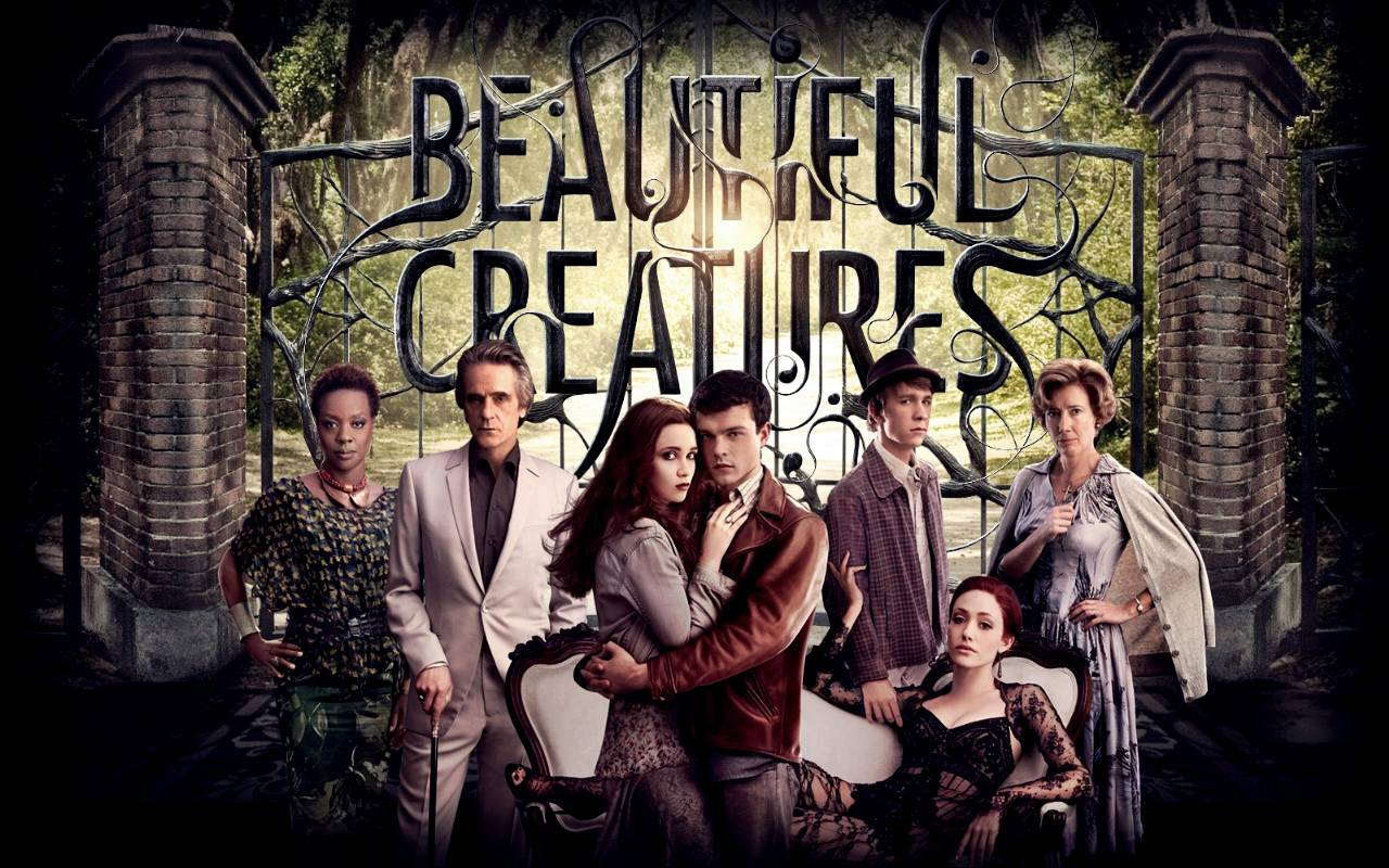 Beautiful Creatures book and movie Bubble Bubble Books Trouble