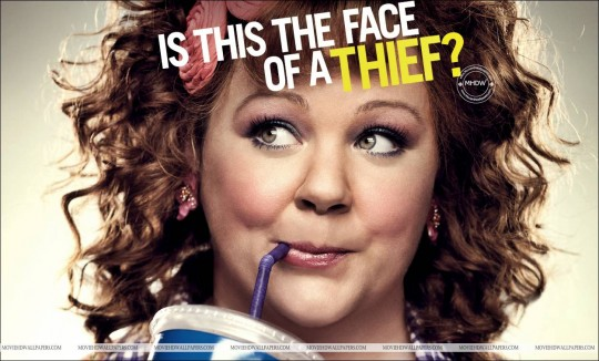 Melissa McCarthy in Identity Thief 2013
