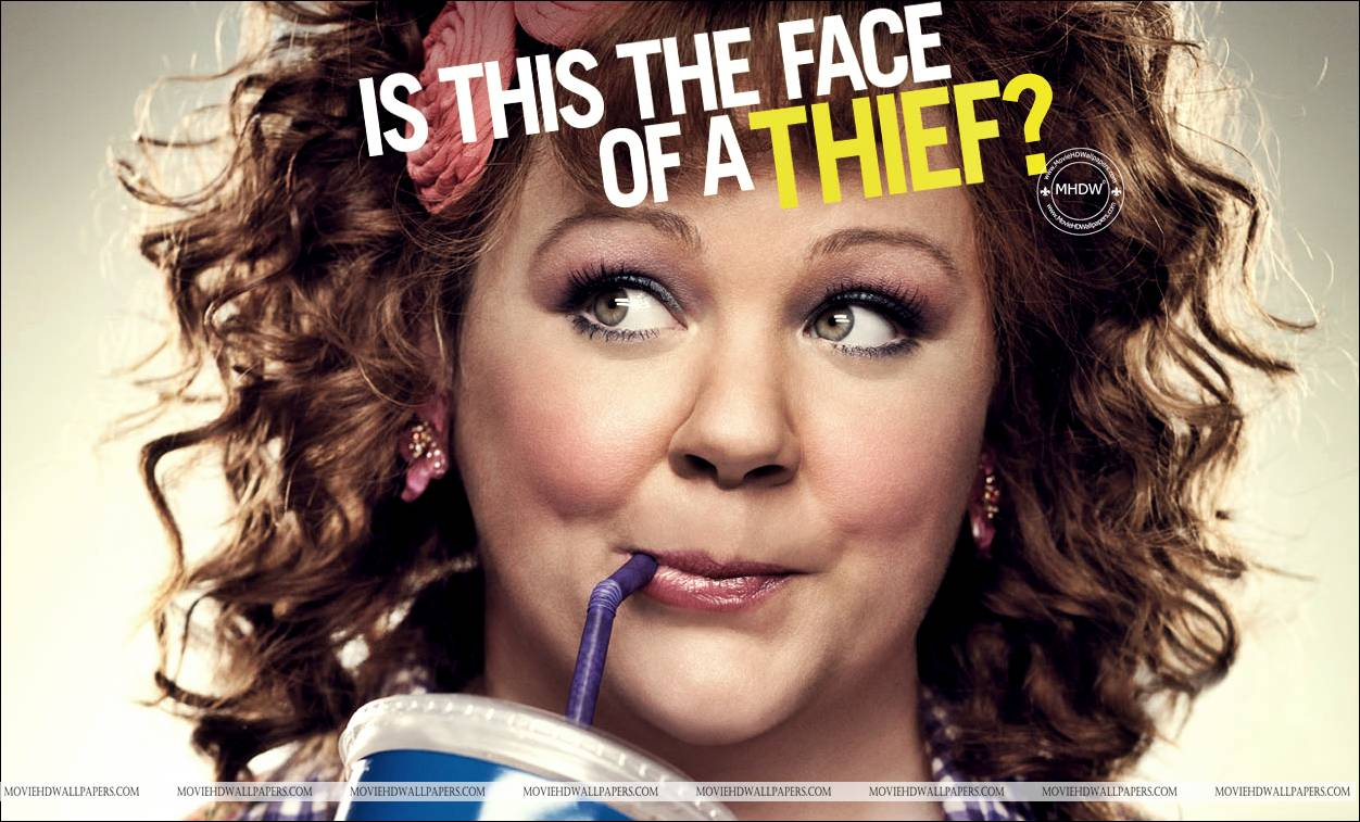 Melissa McCarthy in Identity Thief 2013   Movie HD Wallpapers