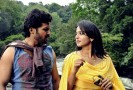 Karthi and Anushka in Alex Pandian New Stills