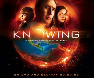 Knowing 2009 Poster