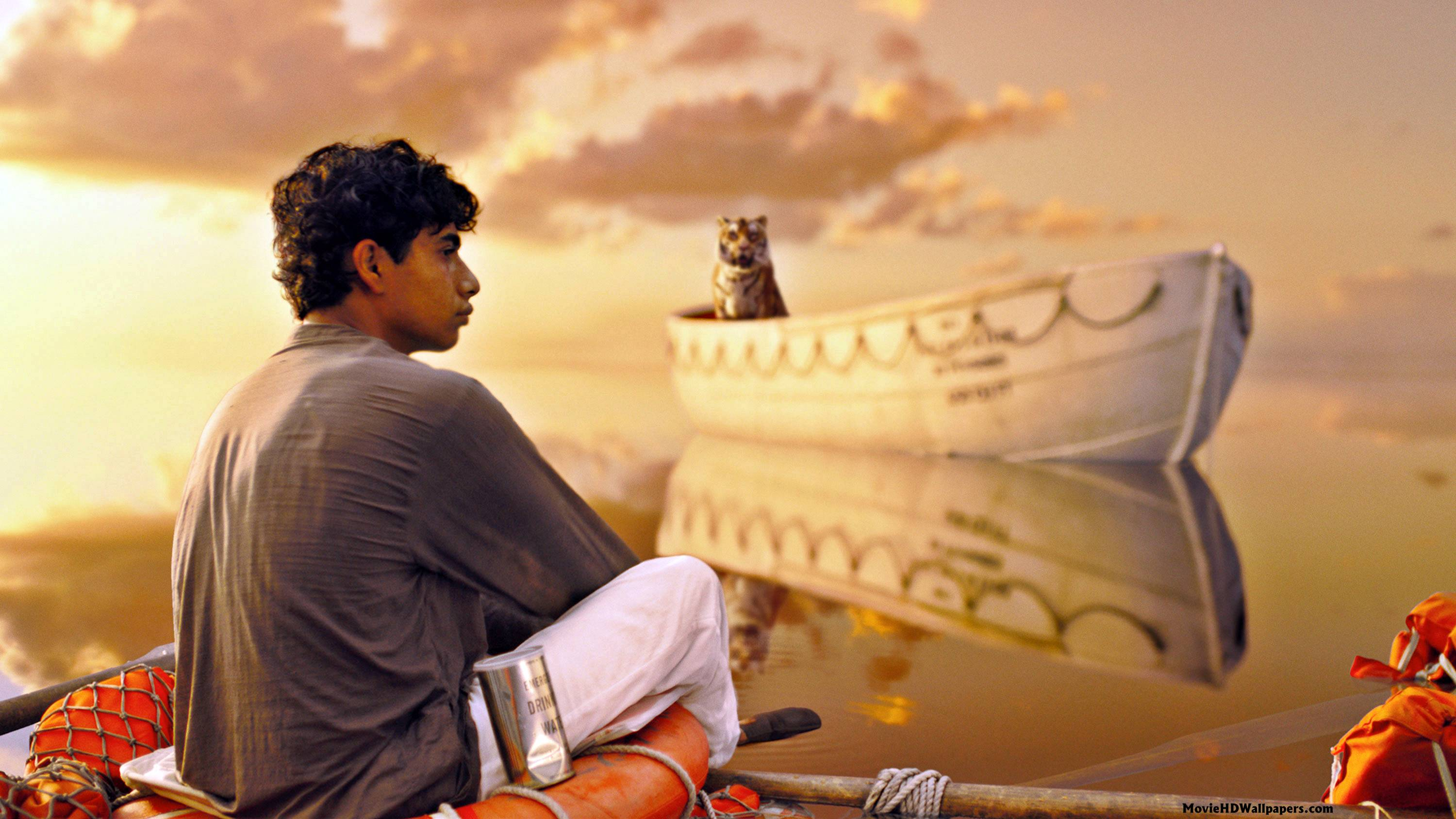 Life of pi 2012 movie hd wallpapers for Piscine molitor life of pi