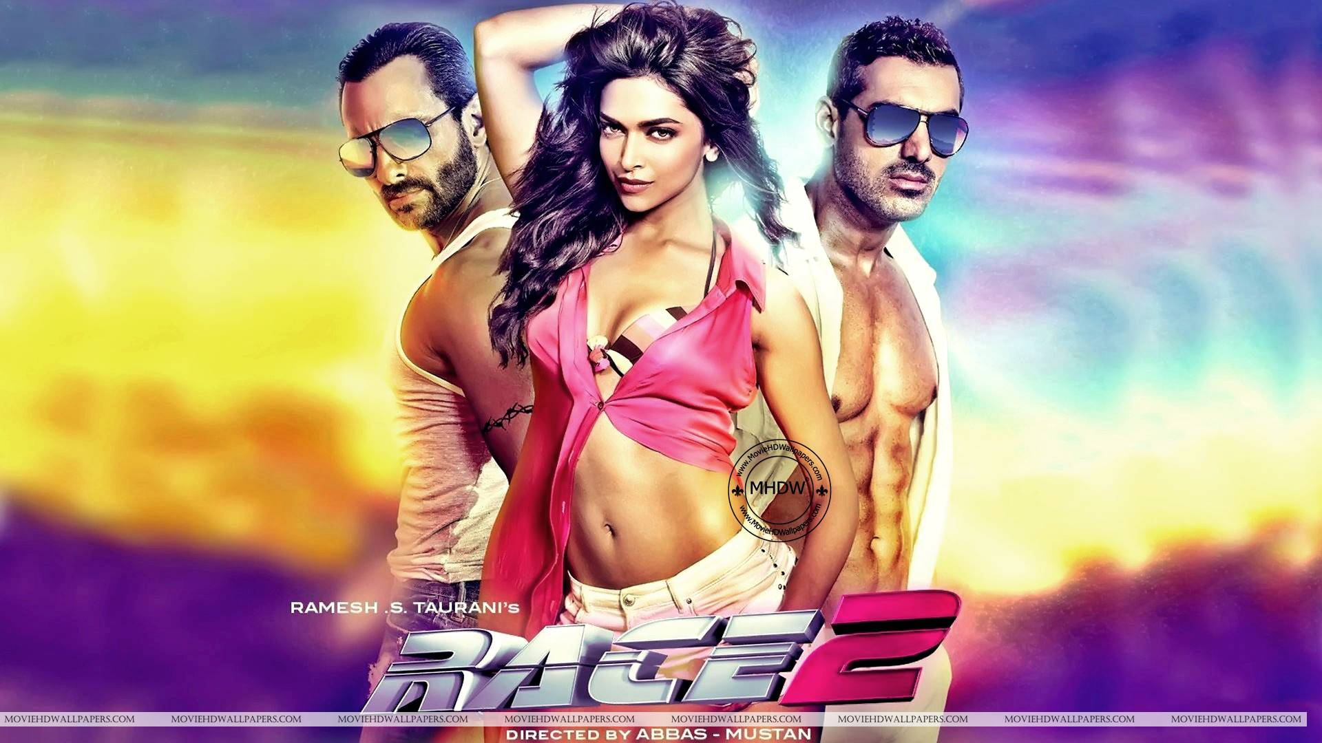 Race 2 2013  Race 2 Wallpapers Hd