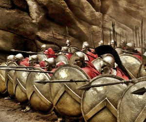 Soldiers Army of 300 Movie