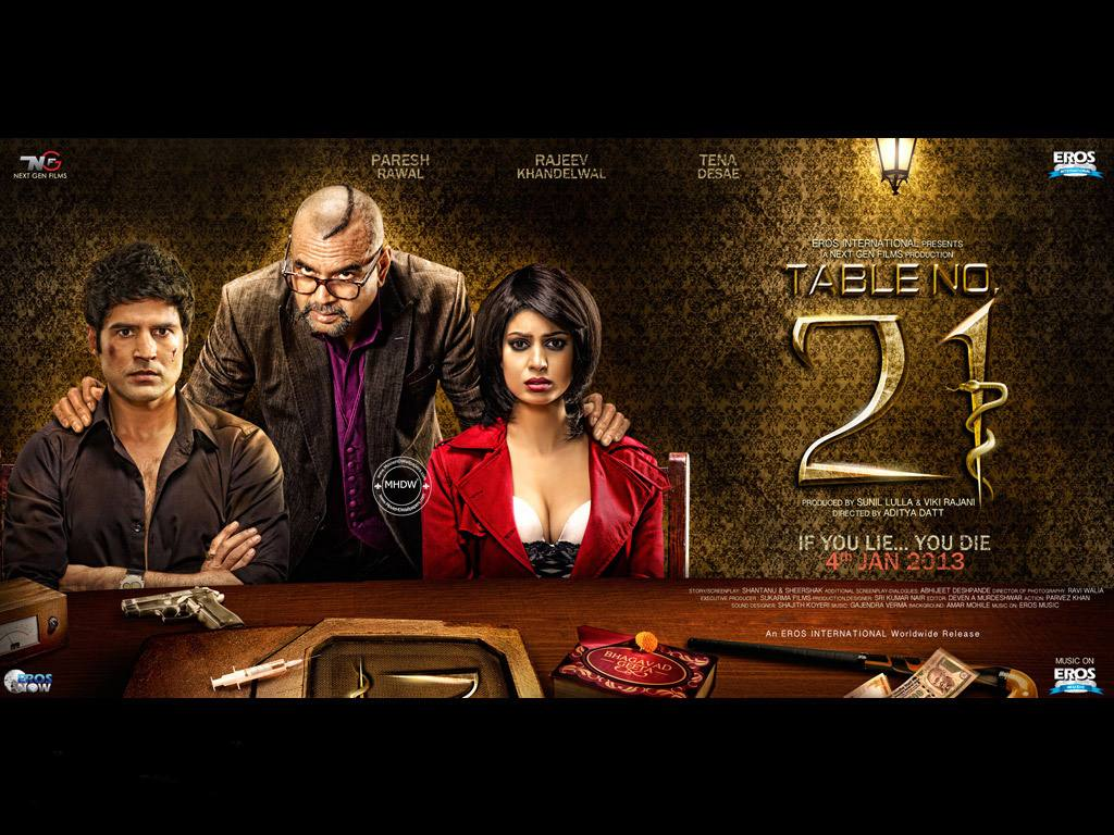 table no 21 movie hd wallpapers