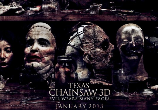 Texas Chainsaw 3D Movie Wallpapers