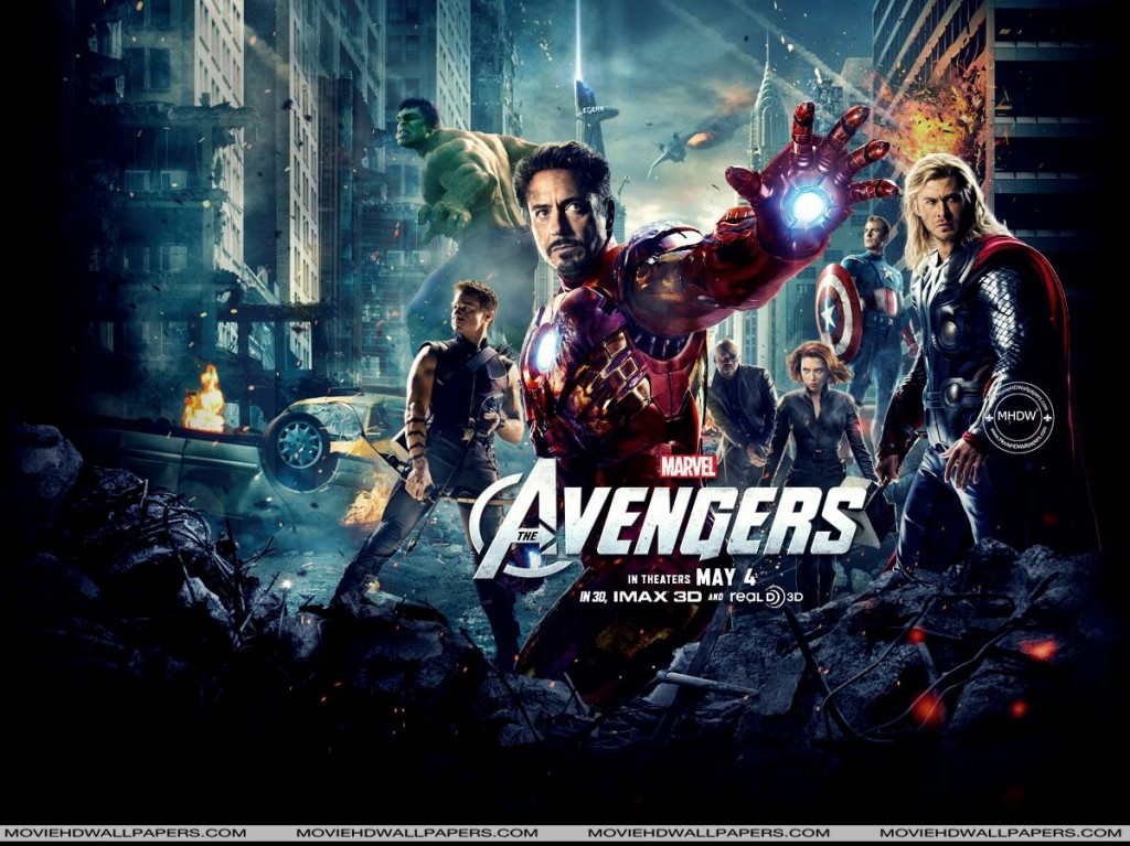 The Avengers (2012) – Movie HD Wallpapers
