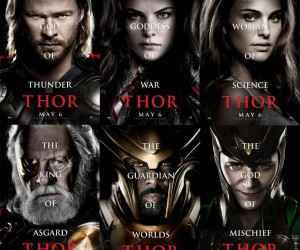 Thor (2011) Characters