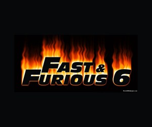 Fast And Furious 6 (2013) Poster