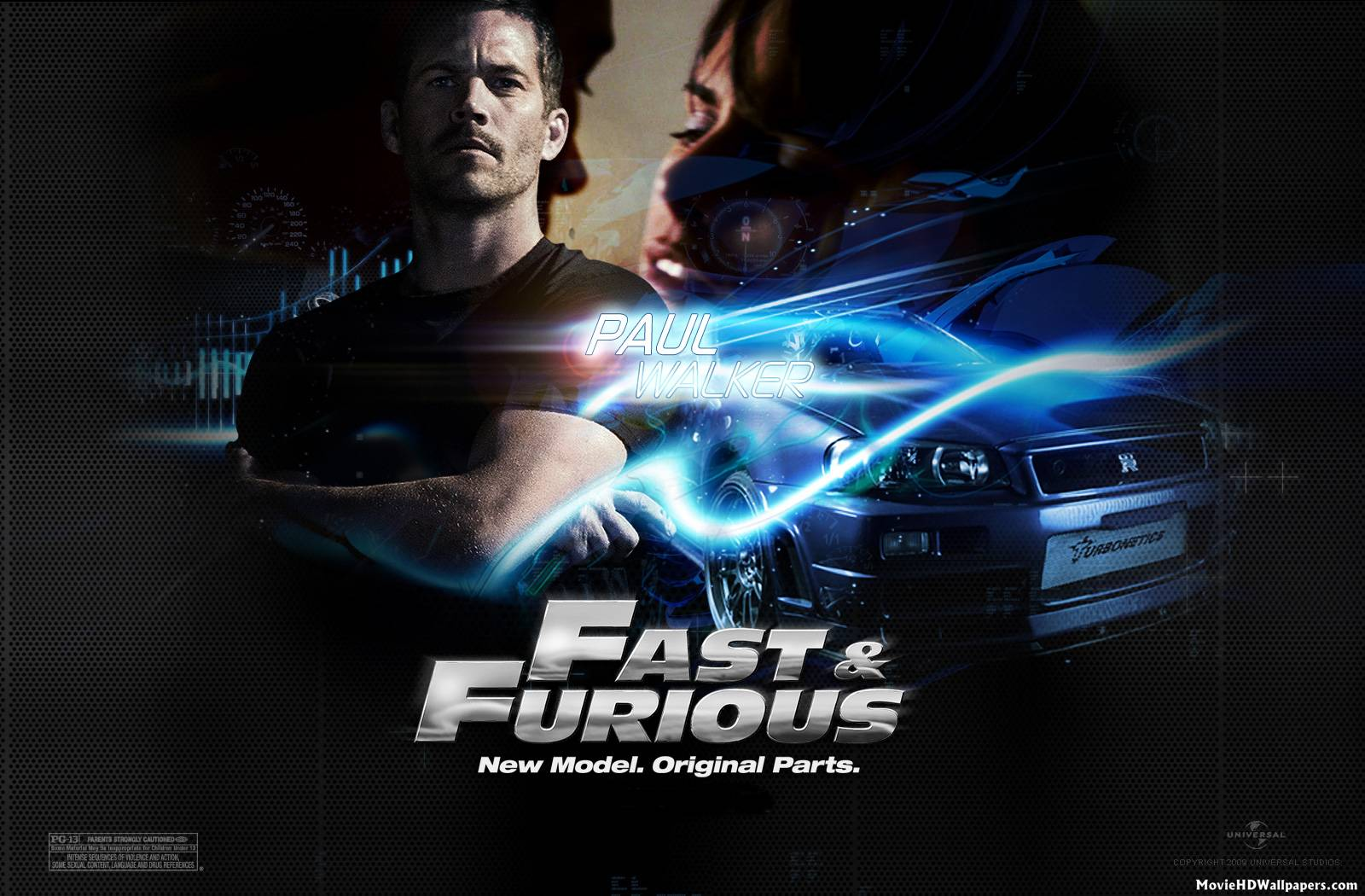 Fast And Furious 6 2013 Wallpapers 300x250 Fast And Furious 6 (2013)