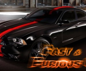 Fast And Furious 6 Car