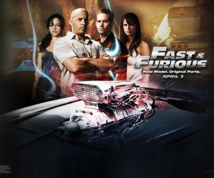 Fast And Furious 6 Character