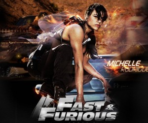 Fast And Furious 6 Michelle