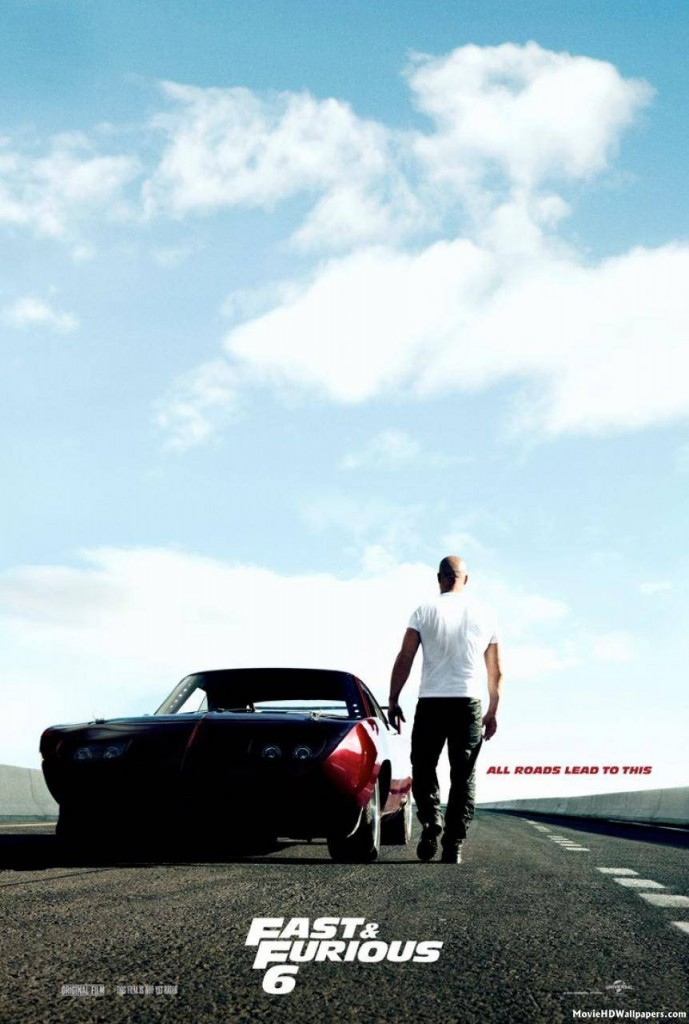 Fast And Furious 6 Posters