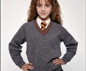 Harry Potter and the Sorcerer's Stone Emma Watson
