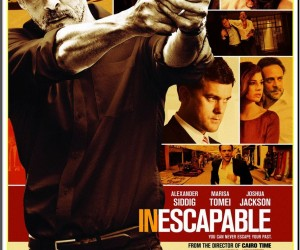 Inescapable (2013) Movie HD Poster