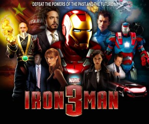 Iron Man 3 Marvel Movie Wallpapers