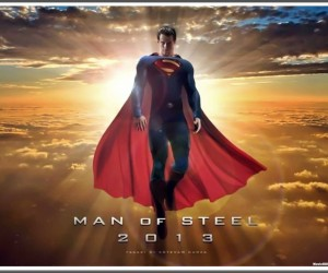 Man Of Steel 2013 Wallpaper 300x250 Man of Steel (2013)