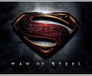 Man of Steel 2013 Logo