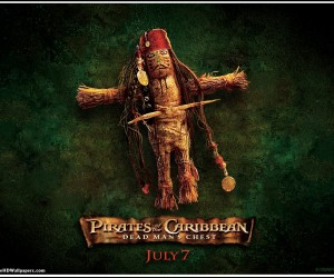 Pirates of the Caribbean Dead Man's Chest Posters