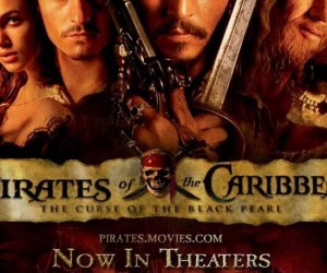 Pirates of the Caribbean The Curse of the Black Pearl (2003) Posters