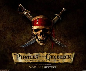 Pirates of the Caribbean The Curse of the Black Pearl Wallpapers