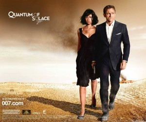 Quantum of Solace Wallpapers