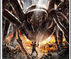 Spiders 3D (2013) Movie Poster
