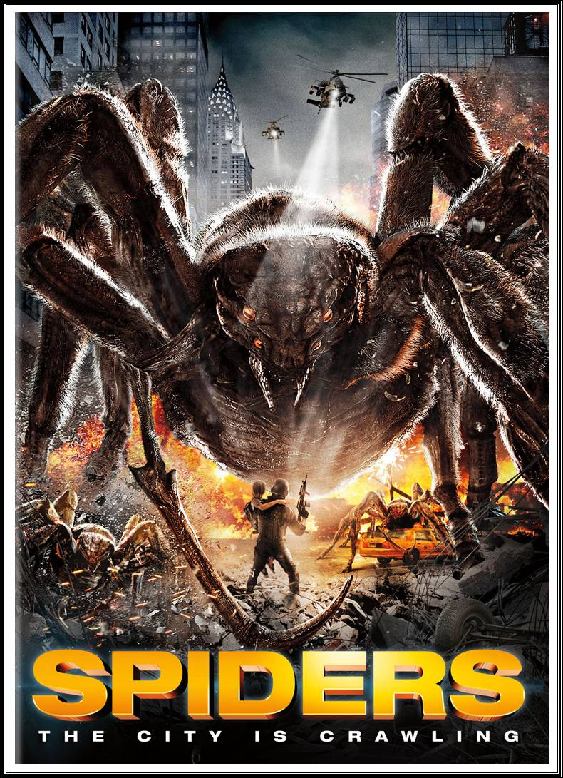 Campbell Patrick Muldoon Sydney Sweeney Shelly Varod Lincoln FragerShelly Varod Spiders