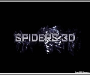 Spiders 3D (2013) Movie Posters