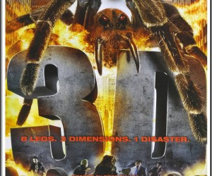Spiders 3D (2013) Posters