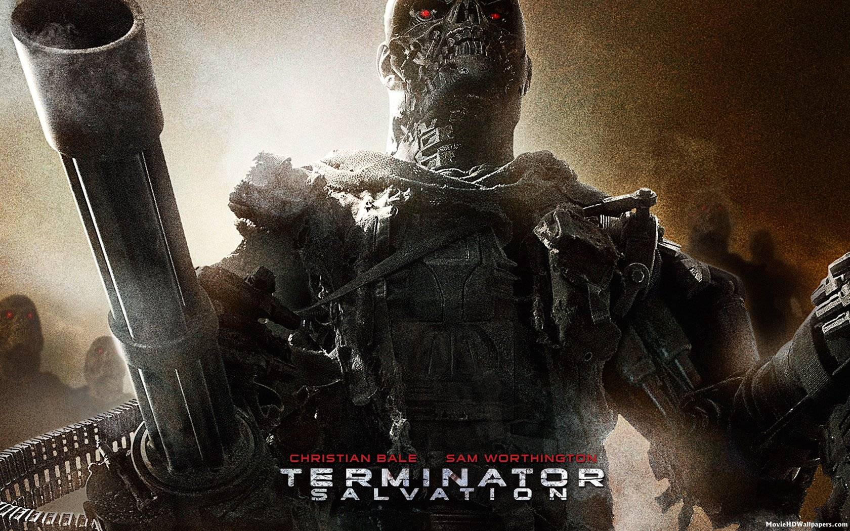 terminator salvation wallpaper hd -#main