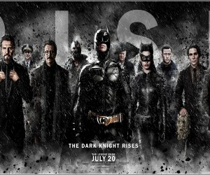 The Dark Knight Rises (2012) Posters