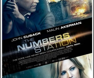 The Numbers Station 2013 Poster