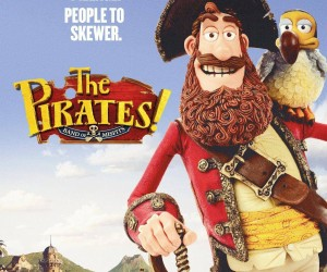 The Pirates! Band of Misfits (2012) HD Wallpapers