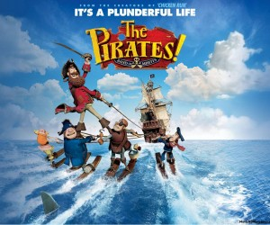 The Pirates! Band of Misfits (2012) Movie
