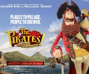 The Pirates! Band of Misfits (2012) Movie Wallpapers