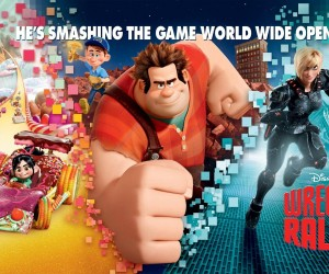 Wreck-It Ralph (2012) Wallpapers