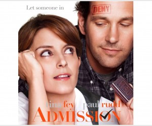 Admission (2013) Poster