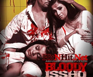 Bloody Isshq Poster