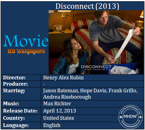 Disconnect (2013) Film