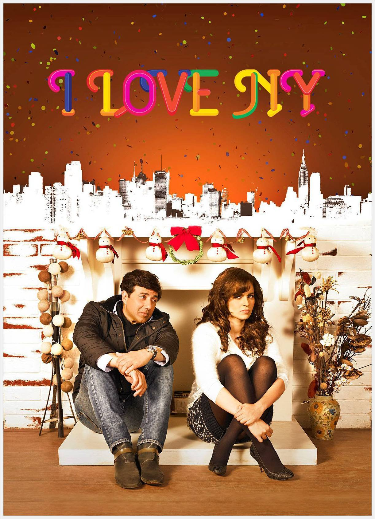 FILM I Love New Year 2015