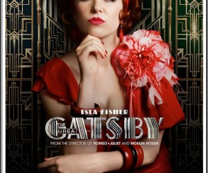 Isla-Fisher The Great Gatsby (2013) Wallpapers