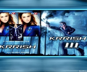 Krrish 3 2013 Wallpaper 300x250 Krrish 3 (2013)