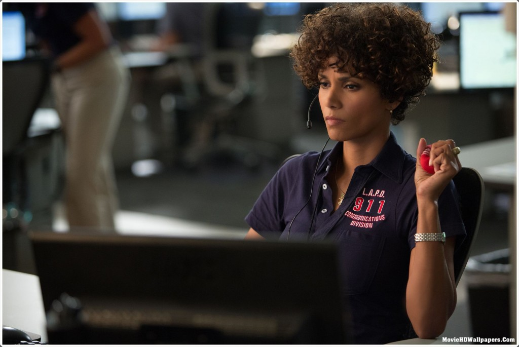 Halle Berry in TriStar Pictures thriller THE CALL.