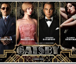 The Great Gatsby (2013) HD Posters Characters